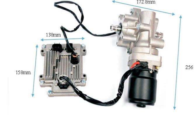 Direção elétrica para carros antigos